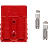 50A 600V Trailer Electrical Connector Red Wire Harness Plug Connector Manufactures