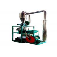 Small Size Plastic Bottle Shredder Machine , Plastic Processing PVC Crushing Machine Manufactures