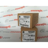 Allen Bradley Modules 1761-L16BWA MICROLOGIX 1000 120/240V AC POWER 24V DC DIGITAL INPUTS New and original Manufactures
