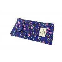 Fashion Polyester Reading Glasses Pouch Case Blue / Black / Yellow Manufactures