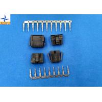 Wire To Wire Connector Terminals Crimp Terminals With Tinned Phosphor Bronze Contact Manufactures
