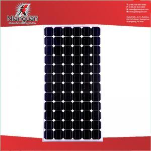 Mono solar panel solar module Manufactures