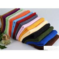 Magic Absorbent Custom Microfiber Towels For Bath / Beach 250gsm Manufactures