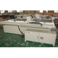 PP plastic corrugated cutting plotter machine