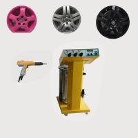 Quality High Powder Effect Powder Coat Machines China Price for sale