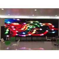 P2.9 SMD2121 Black Lamp Cost Saving Indoor Advertising LED Display Rental Events