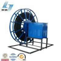 China Long Distance Pope Retractable Hose Reel , Auto Rewind Garden Hose Reel Wall Mountable on sale
