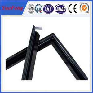 Quality solar panel aluminum frame, solar mounting frame for solar panel for sale