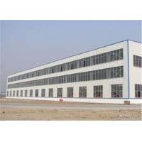 Lightweight Steel Frame Structure Construction Building For Dormitory Manufactures