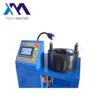 Touch Screen Air Suspension Shock Crimping Machine For Hydraulic Hoses Manufactures