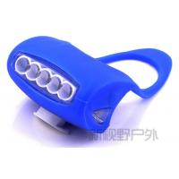 Bicycle Accessories LED Silicon Bike Light Manufactures