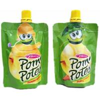 80ml 100ml 150ml Baby Food Pouch Liquid Spout Bags With Top Cap Manufactures
