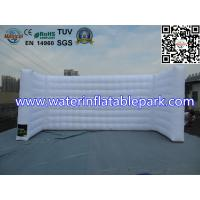 210d Oxford Fabric Inflatable Building Air Walls For Advertising Exhibition Manufactures