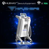 China 2015 newest beauty slimming machine HIFU for slimming body shape on sale