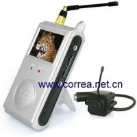 """Buy cheap 1.2GHz wireless camera kits with 2.5"""" TFT LCD monitor from wholesalers"""