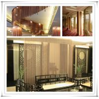 China Fahshionable and beauty aluminum chain curtain on sale