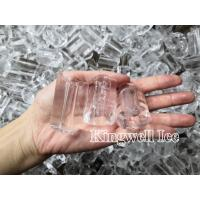 Kingwell Industrial Stainless steel 3000kgs Transparent ice tube maker Machine for sale