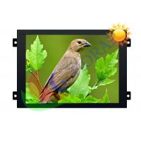 Wall - Mounted Super High Brightness LCD Monitor 1500 Nits 15 Inch 1024 * 768 Manufactures