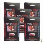 HARD TIMES FOR MEN Penis Enlargement Capsules Hard Erection Lasting Long time Sex Power Capsule Manufactures