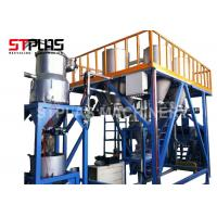 Automatic PVC Meter Mix Dispense Equipment Centralized Feeding System PLC Control Manufactures