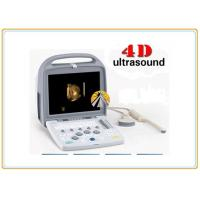 China 4D / Realtime 3D Portable Diagnostic Ultrasound Machine , Portable Ultrasound Scanner on sale
