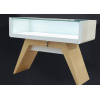 Healthy Material Cell Phone Display Case / Store Display Fixtures Nice Appearance Manufactures