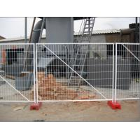 Cheap Hot Dipped Galvanized Temporary Fence/ Australia Standard Temporary Fence Panels Hot Sale Manufactures