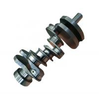 Toyota Diesel Engine Crankshaft 2L Forged Steel And Casting Iron 13401-54020 Manufactures