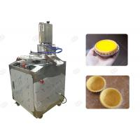 China Egg Tart Shell Press Snacks Manufacturing Machine For Cheese Egg Tart on sale