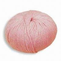 Solid Tops Fancy Yarn with 6- to 16-piece or Unit Range of 2 to 4 Yarn Number, Made of Acrylic Manufactures