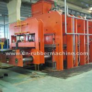 China Conveyer Belt Vulcanizing Press on sale