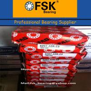 China China Bearing Factory FAG Bearings 6207.2ZR.C3 Deep Groove Ball Bearings on sale