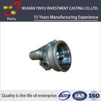 China Silica Sol Investment Casting , Stainless Steel Casting Components Customizable on sale