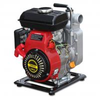 China WP10 2.8HP Small Gas Powered Water Pumps 1.4L Fuel Tank 2 Inch For Agricultural on sale