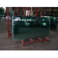 3 - 19mm Green, Grey Flat Tempered Glass With CE, AS / NZS 208:1996 Manufactures