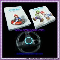 Wii Mario Steering Wheel  Nintendo Wii game accessory Manufactures