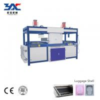 Quality Vacuum forming machine trolley travel bag in Production for sale