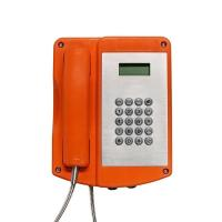 VoIP Explosion Proof Telephone Free Dial Wall / Pillar Mounting ATEX Certificated Manufactures