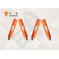 High Efficient Work Low-Carbon Steel DTH Hammer for Construction Drilling Manufactures