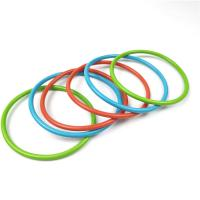 nitrile o rings fuel resistant material  custom colored sealing rubber o rings