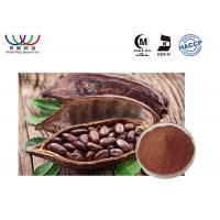Solvent Extraction Cocoa Bean Extract Theobroma Raw Organic Cocao Powder Manufactures