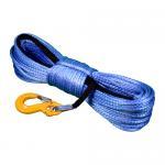 UHMWPE Fiber Rope Winch Line Grade 80 Rigging Hook Superior Abrasion Resistance Manufactures