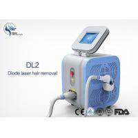 Professional Beauty 808nm Diode Laser soprano Hair Removal Machine With 808nm Diode Laser Manufactures
