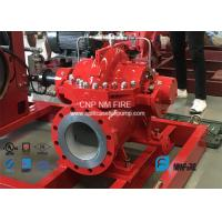 High Precision 1000GPM Fire Fighting Pumps 370 Feet For Oil / Gas Industry Manufactures