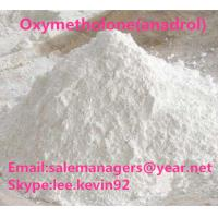 China White Raw Steroid Powders CAS434-07-1 Oxymetholone Anadrol For Muscle Gain on sale