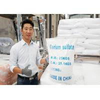 China ElNECS No. 231-784-4 Ultrafine Barium Sulphate Paint  Low Oil Absorption on sale