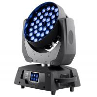 Best Quality 36x10W 4 in 1 RGBW Stage Touch screen Moving Head Lighting Manufactures