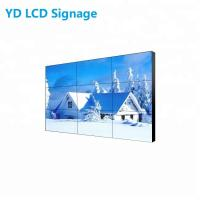 """55Inch 55""""  Narrow Bezel LCD Display Screen Led backlight Lcd Video Wall Manufactures"""