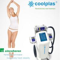 Buy cheap Coolplas cool gelpad free!  Perfect Effective Slimming Machine Fat Freezing Cryolipolysis Machine from wholesalers