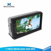 China Bluetooth - Enabled Media Player Car Audio And Video With CE Rohs Certification on sale